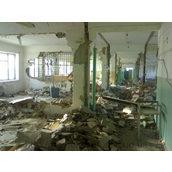 Демонтаж цегляних стін