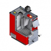 Котел твердотопливный DEFRO OPTIMA PLUS 18 645х1220х1175 мм