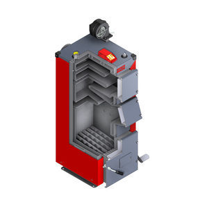 Котел твердотопливный DEFRO OPTIMA KOMFORT PLUS 30 765х1110х1570 мм