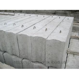 Фундаментный блок ФБС 24.4.6 2380 мм