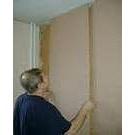 Утепление стен с помощью теплоизоляционной плиты Isoplaat