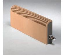 Низкотемпературный медно-алюминиевый радиатор Jaga Knockonwood 550*128 мм