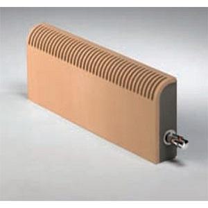Низькотемпературний мідно-алюмінієвий радіатор Jaga Knockonwood 550*128 мм