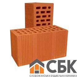 Керамический блок СБК 2NF M-125 120*250*138 мм