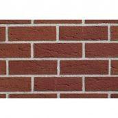 Кирпич клинкерный АВС-Кlinkergruppe Tecklenburg rot-nuanciert 240х115х71 мм (0159)