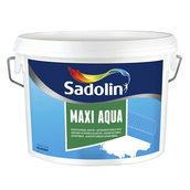 Шпаклівка Sadolin Maxi Aqua 10 л світло-сіра