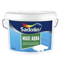 Шпаклевка Sadolin Maxi Aqua 10 л светло-серая