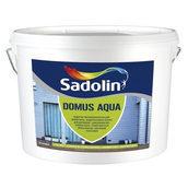 Краска для стен Sadolin Domus Aqua 10 л