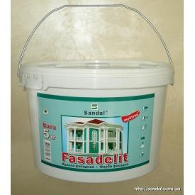 Краска фасадная Sandal Fasadelit 5 кг
