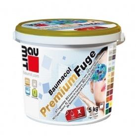 Затирка для швів Baumit Premium Fuge 2 кг light green