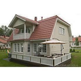 Строительство каркасно-щитовых домов фото