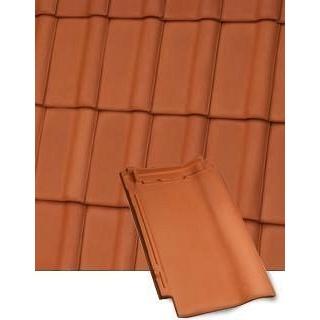 Черепица керамическая Roben Piemont 472*290 мм коричневая