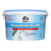 Краска Dufa Fassadenfarbe F90 1 л белый