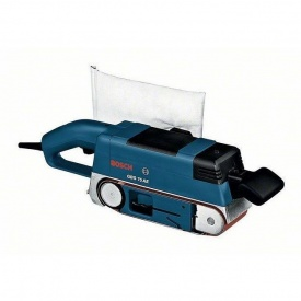 Ленточная шлифмашина Bosch GBS 75 AE Set Professional 750 Вт
