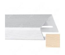 J-профиль Holzplast 3,66 м антик