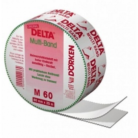 Универсальная лента Dorken Delta Multi-Band M 60 60*2500 мм