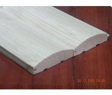 Блок-хаус сосновый 35х120 мм