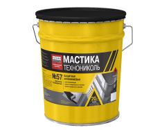 Мастика защитная алюминиевая ТехноНИКОЛЬ № 57 20 кг