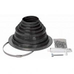 Уплотнитель комплект VILPE ROOFSEAL-3 110 мм черный