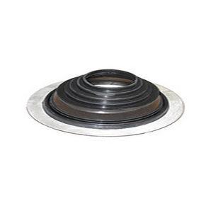 Уплотнитель для металлочерепицы VILPE ROOFSEAL-1 12 мм черный