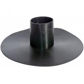 Уплотнитель парозатвора VILPE HTH-110 110х130 мм черный