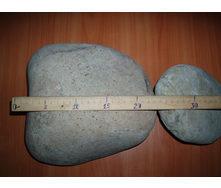 Речная галька большая 15-30 см