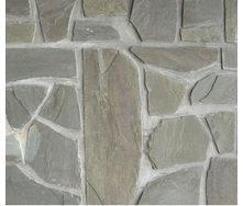 Камень природный песчаник 40 мм серый