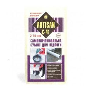 Самовыравнивающаяся смесь для пола Artisan C-41 25 кг