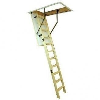Чердачная лестница Oman Termo Long 120x70 см