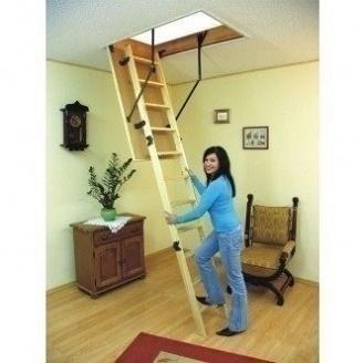 Чердачная лестница Oman Standard 120x60 см