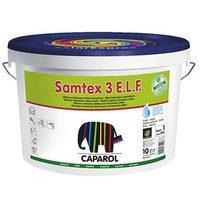 Краска интерьерная латексная Caparol Samtex 3 E.L.F. 2,5 л белая