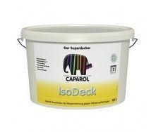 Краска изолирующая Caparol IsoDeck 12,5 л белая
