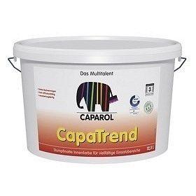 Краска интерьерная Caparol CapaTrend 10 л белая
