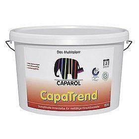 Краска интерьерная Caparol CapaTrend 2,5 л прозрачная
