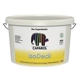 Фарба ізолююча Caparol IsoDeck 12,5 л біла