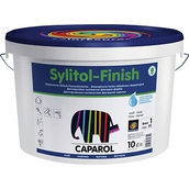 Краска фасадная минеральная Caparol Sylitol-Fassadenfarbe 5 л белая