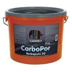 Штукатурка дисперсионная Caparol Capatect CarboPor Strukturputz K 30 белая