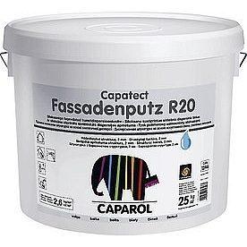 Штукатурка декоративная Caparol Capatect Fassadenputz R 20 25 кг белая