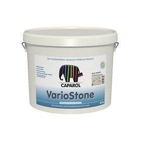 Штукатурка декоративная Caparol VarioStone 25 кг цветная