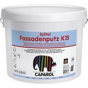 Шпатлевка дисперсионная Caparol Sylitol Fassadenputz K 15 25 кг белая