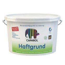 Грунтовка водоразбавимая Caparol Haftgrund 5 л белая