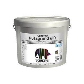 Грунтовка водоразбавляемая Caparol Capatect Putzgrund 610 16 кг белая