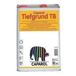 Грунтовка на основе растворителя Caparol Caparol Tiefgrund TB 1 л прозрачная