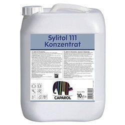 Грунтовка водоразбавимая Caparol Sylitol 111 Konzentrat 2.5 л прозрачная