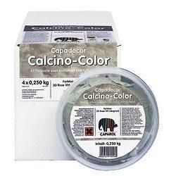 Штукатурка Caparol Capadecor Calcino-Decor 12 кг бело-серая