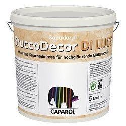 Шпатлевочная масса Caparol StuccoDecor DI LUCE 5 л белая
