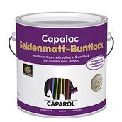 Эмаль Caparol Capalac Seidenmatt-Buntlack 0,375 л белый