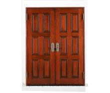 Міжкімнатні дерев'яні двері (R-016D)