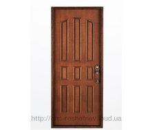 Міжкімнатні дерев'яні двері (R-003)