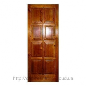 Міжкімнатні дерев'яні двері (R-035)